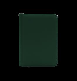 Dex Protection Dex 4-Pocket Zip Binder Green