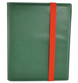 Dex Protection Dex 9-Pocket Binder Green