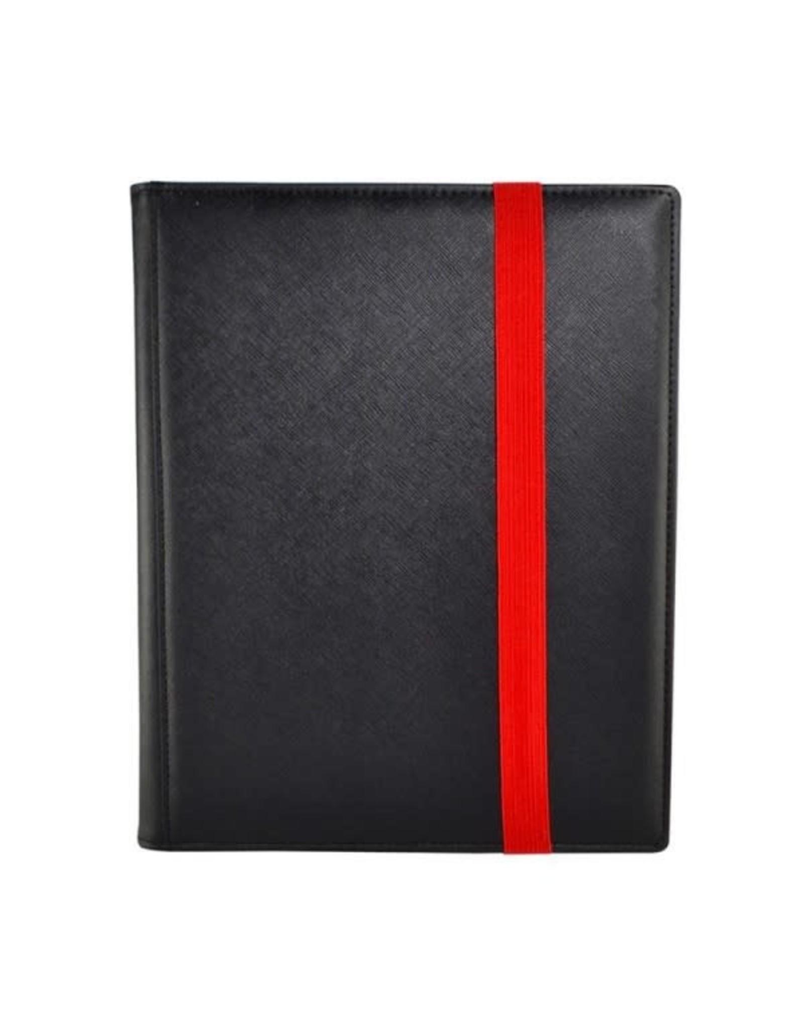 Dex Protection Dex 9-Pocket Binder Black