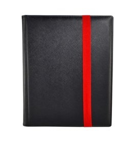 Dex Protection Dex 9-Pocket Binder Black