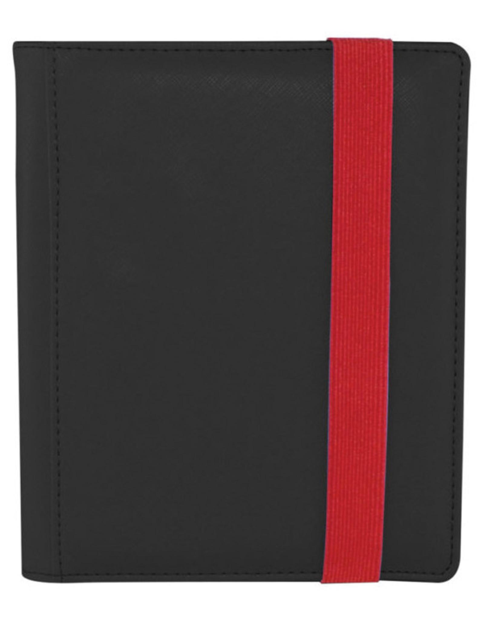 Dex Protection Dex 4-Pocket Binder Black