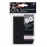 Ultra Pro Card Sleeves Solid Black (50)