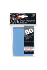 Ultra Pro Card Sleeves Solid Light Blue (50)