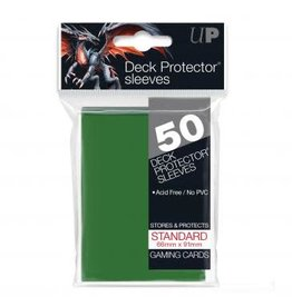 Ultra Pro Card Sleeves Solid Green (50)