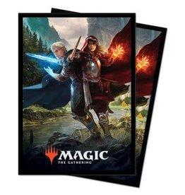 Ultra Pro Card Sleeves (100) MTG ELD v1 Royal Scions