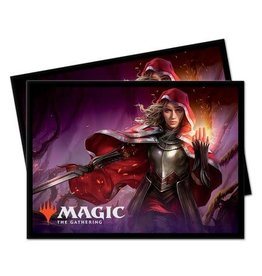 Ultra Pro Card Sleeves (100) MTG ELD v7 - Rowan