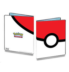 Ultra Pro UltraPro 9-Pocket Pokémon Pokéball Binder