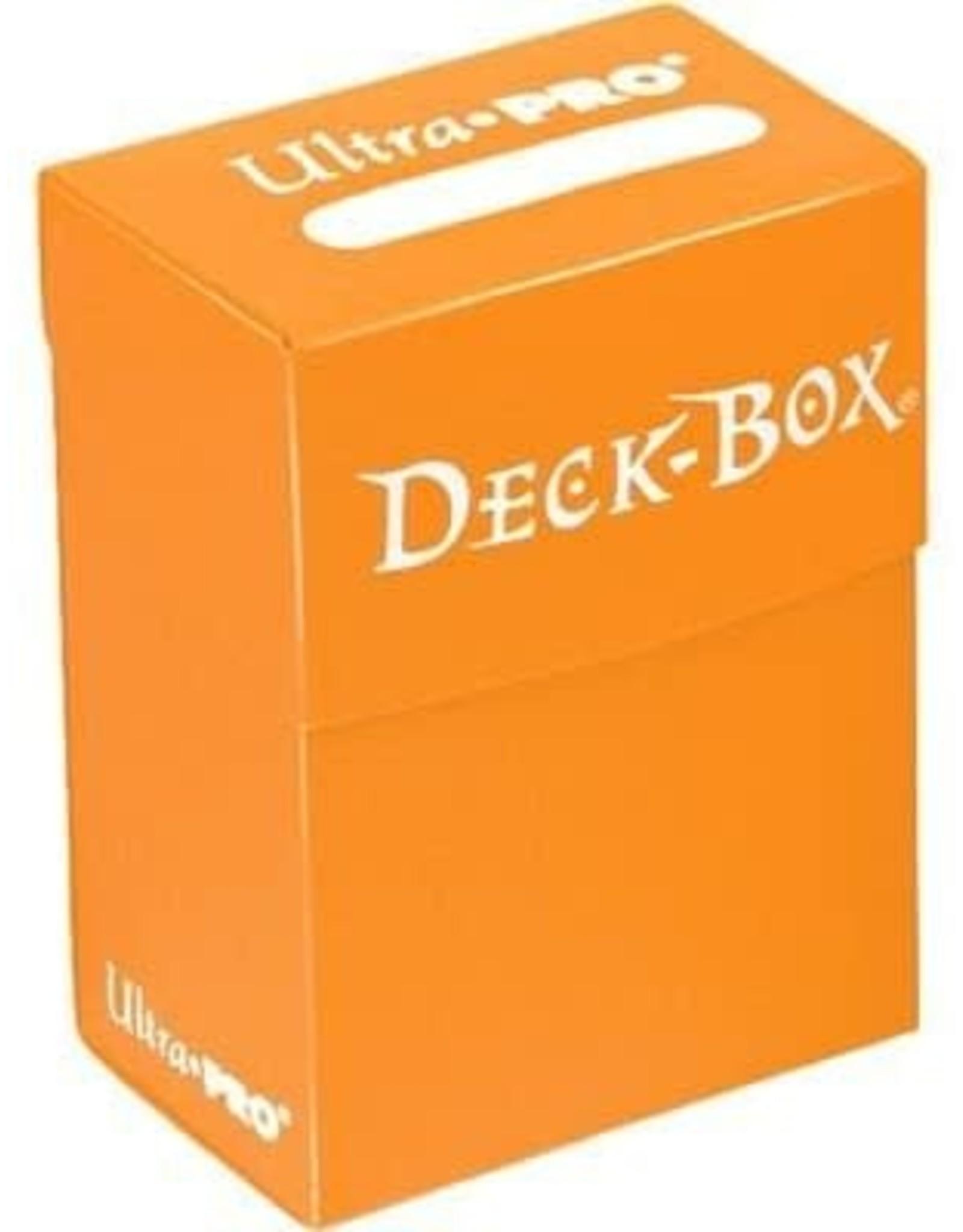 Ultra Pro Ultra Pro: Pumpkin Orange Deck Box