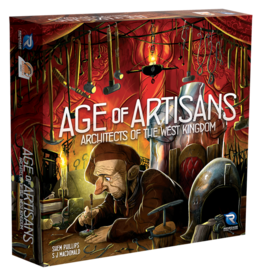 Renegade Architects of the West Kingdom Age of Artisans