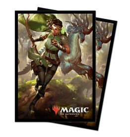 Ultra Pro Ikoria - Vivien, Monsters' Advocate Card Sleeves (V2) (100)