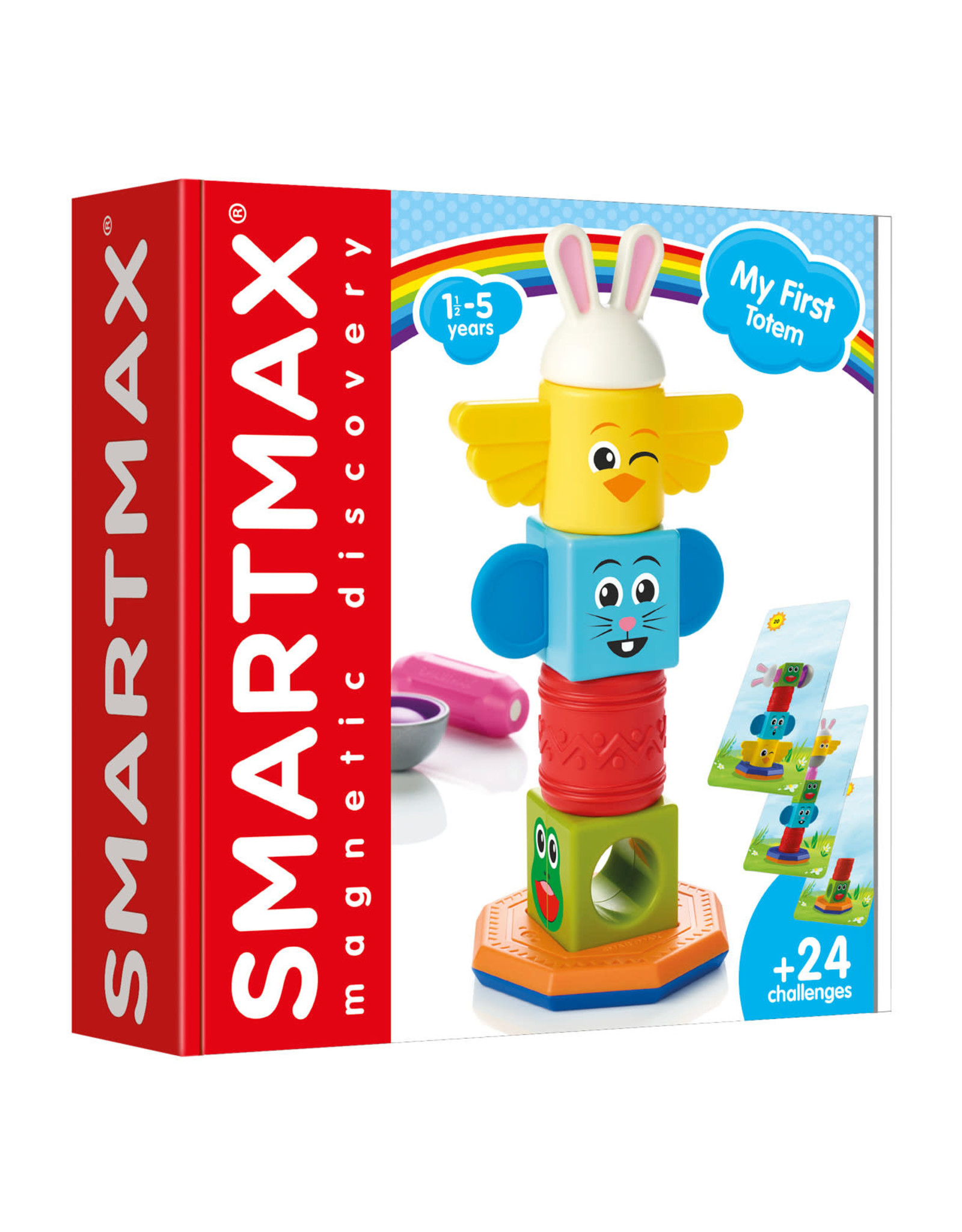 SmartGames SmartMax My First Totem