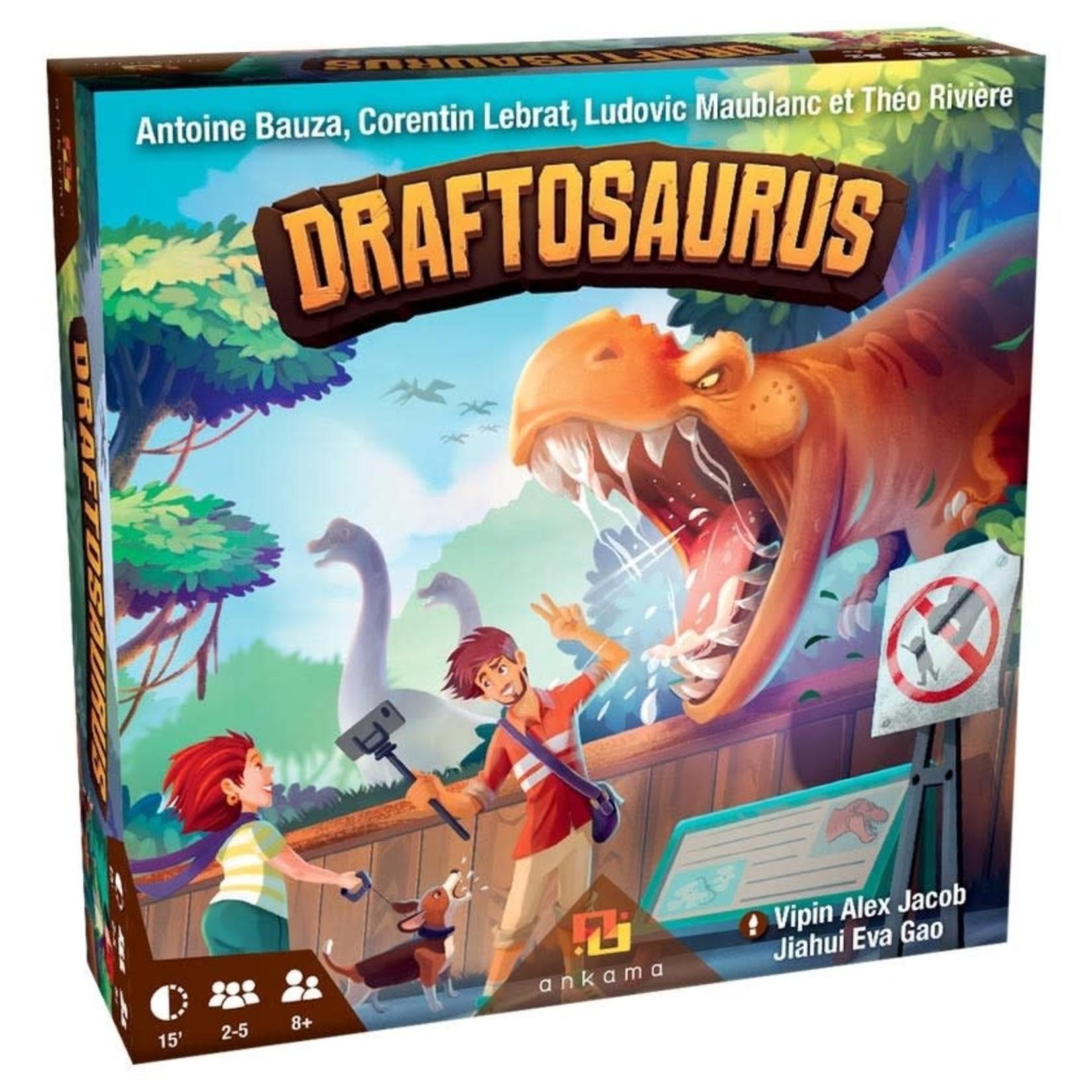 Ankama Draftosaurus