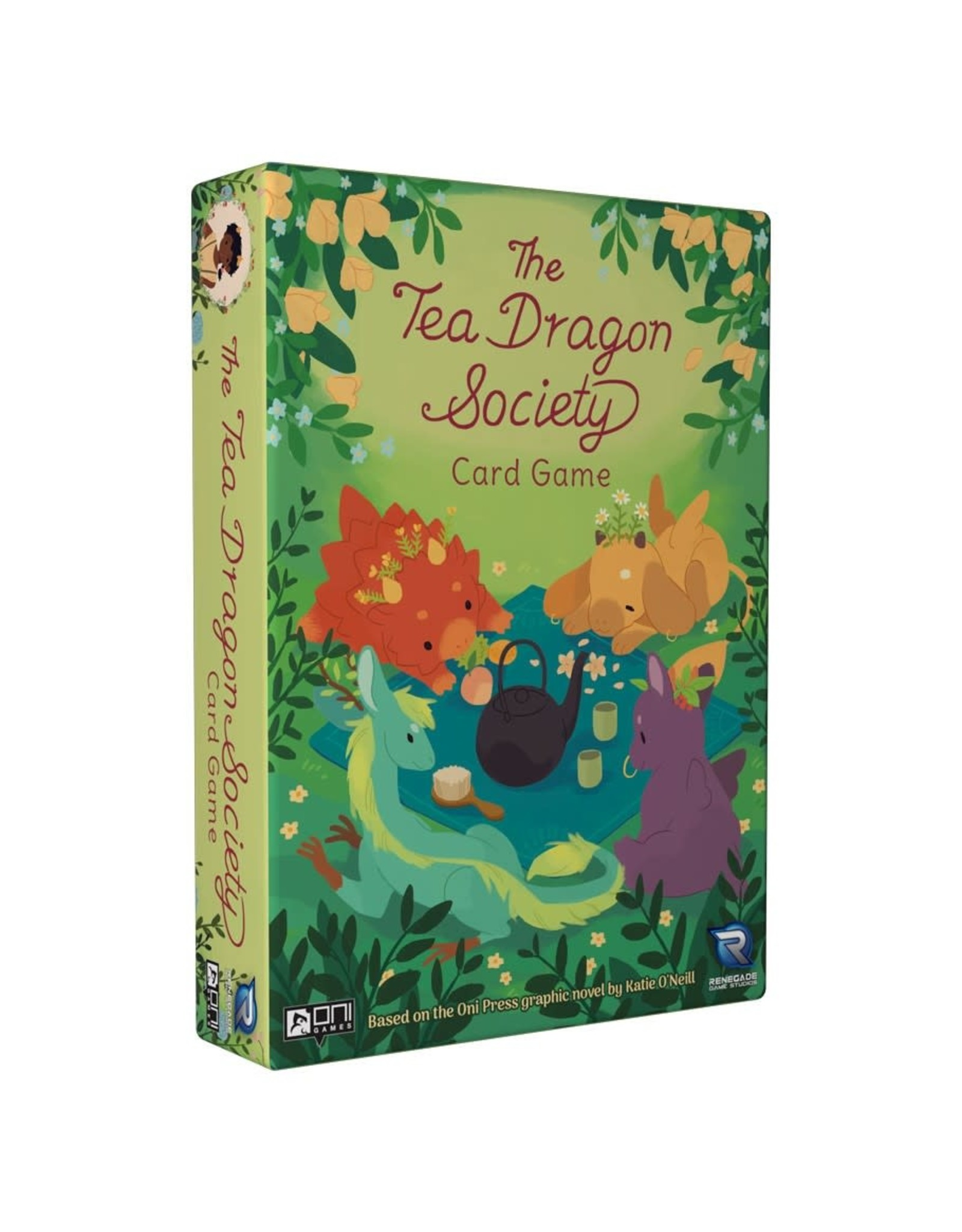 Renegade The Tea Dragon Society Card Game