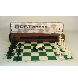 Chess Set First Vinyl & Tote