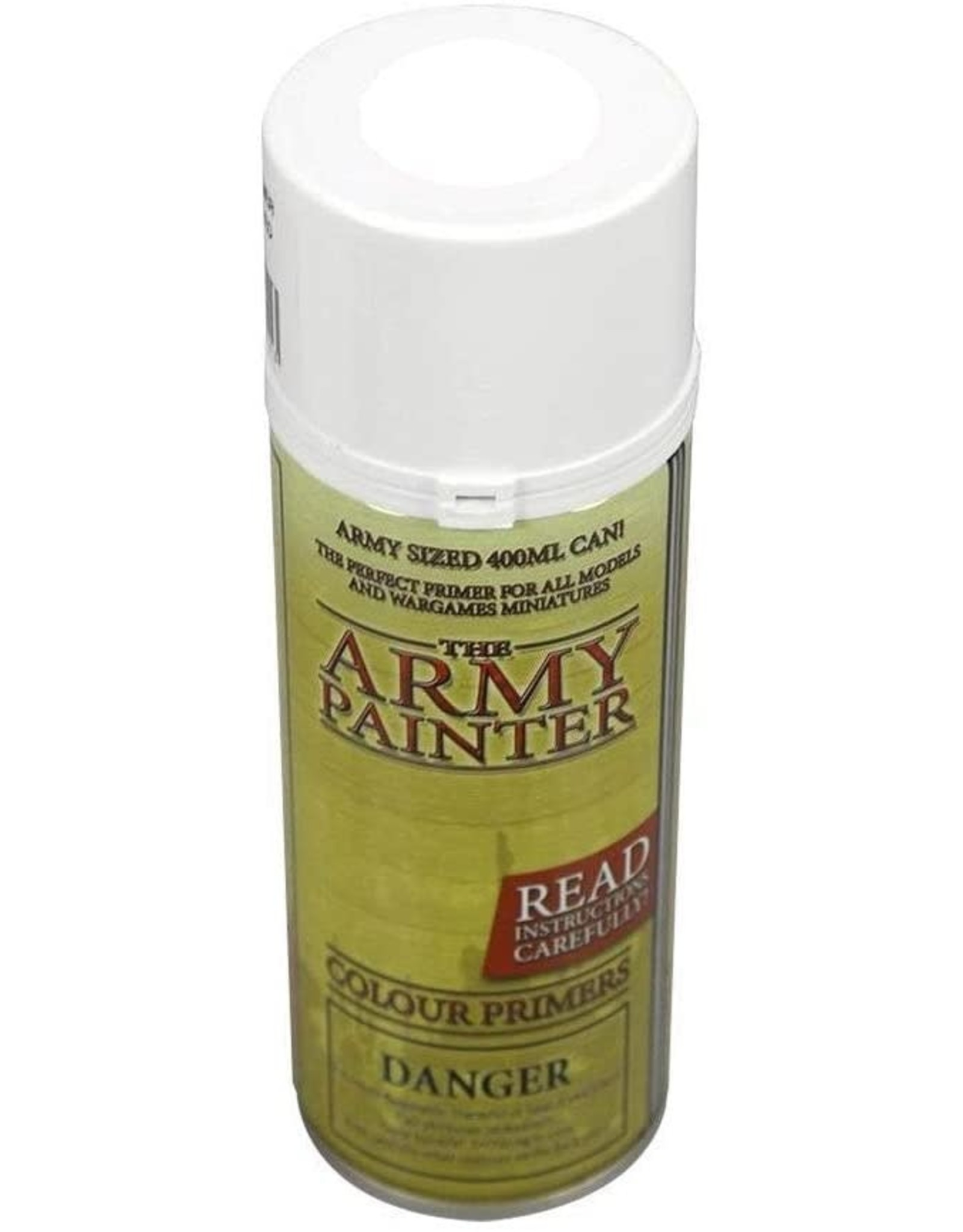 Army Painter Army Painter: Matte White Primer