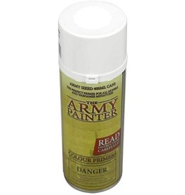 The Army Painter Army Painter: Matte White Primer