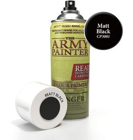 The Army Painter Army Painter: Matte Black Primer