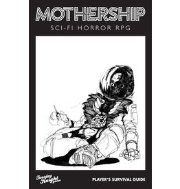 Tuesday Knight Games Mothership: Player's Survival Guide