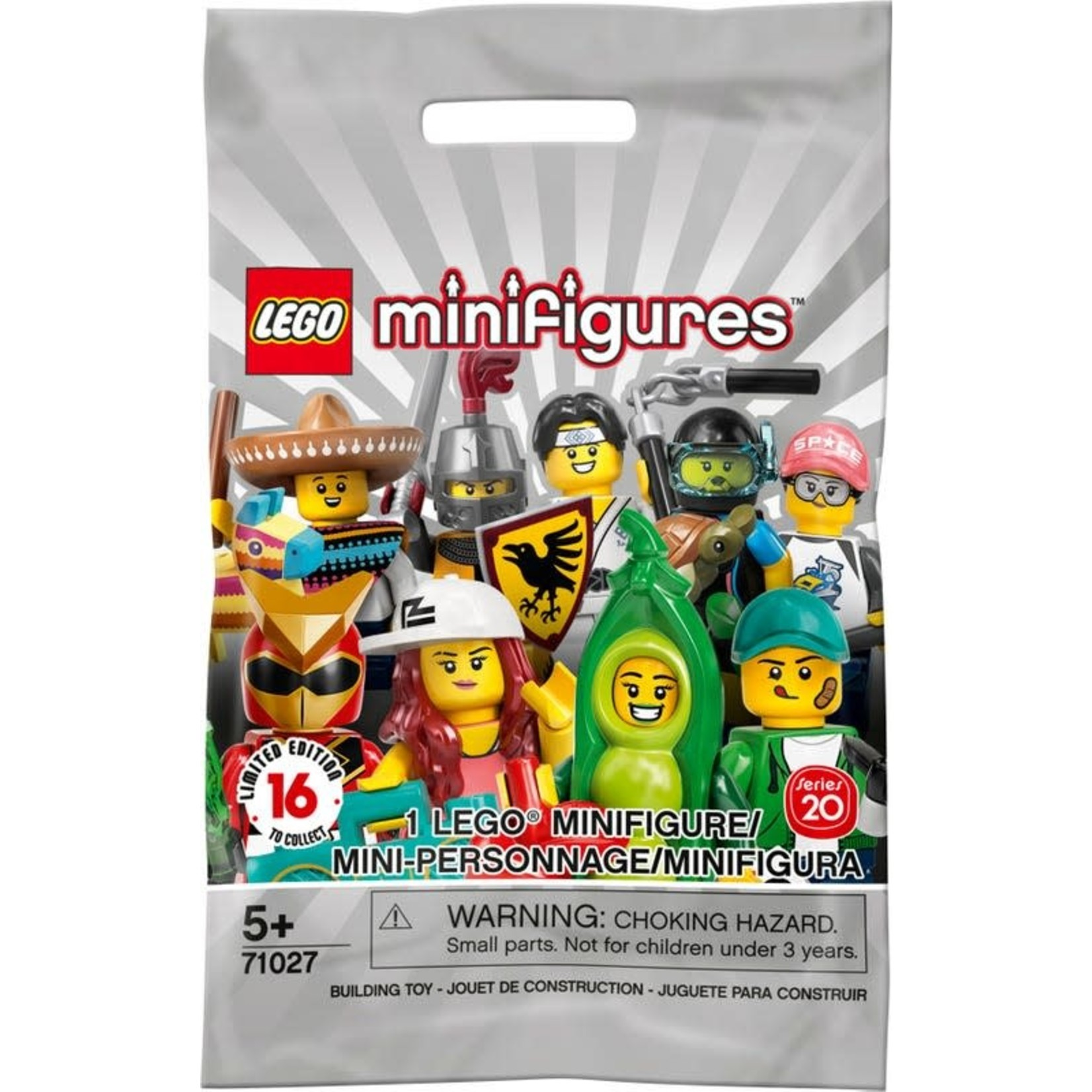 LEGO LEGO Minifigure Series 20