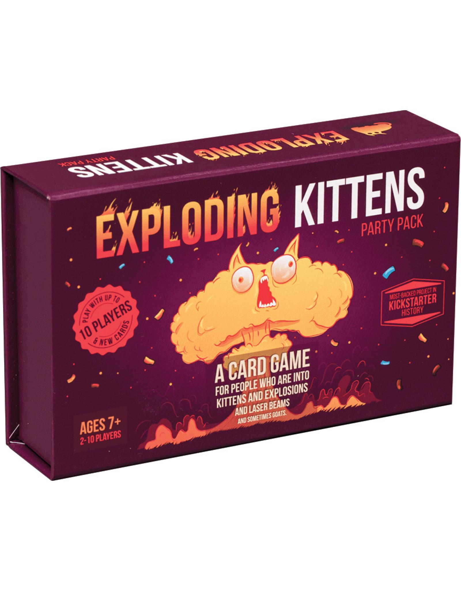 Blackbox Exploding Kittens Party Pack