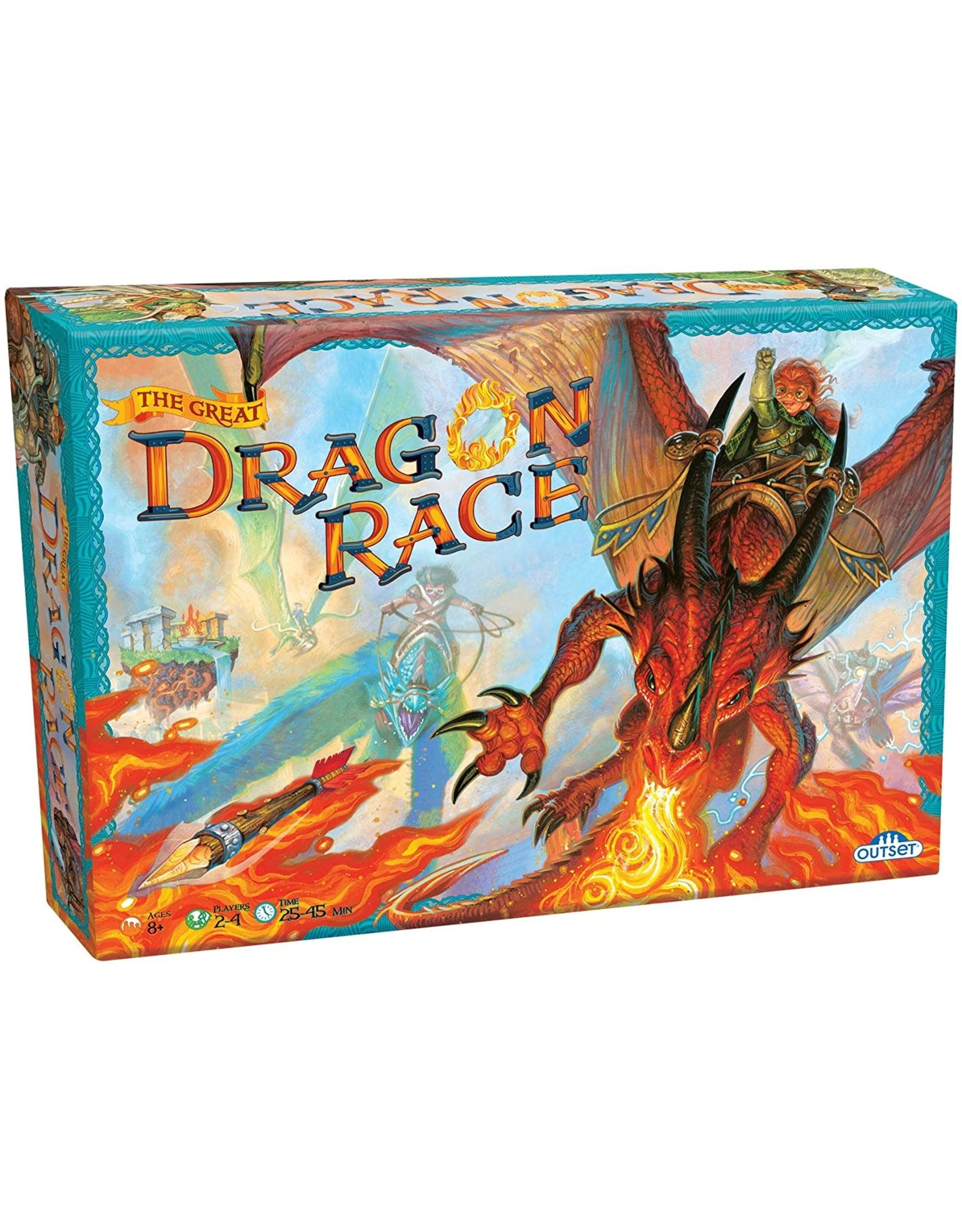 Outset Games The Great Dragon Race