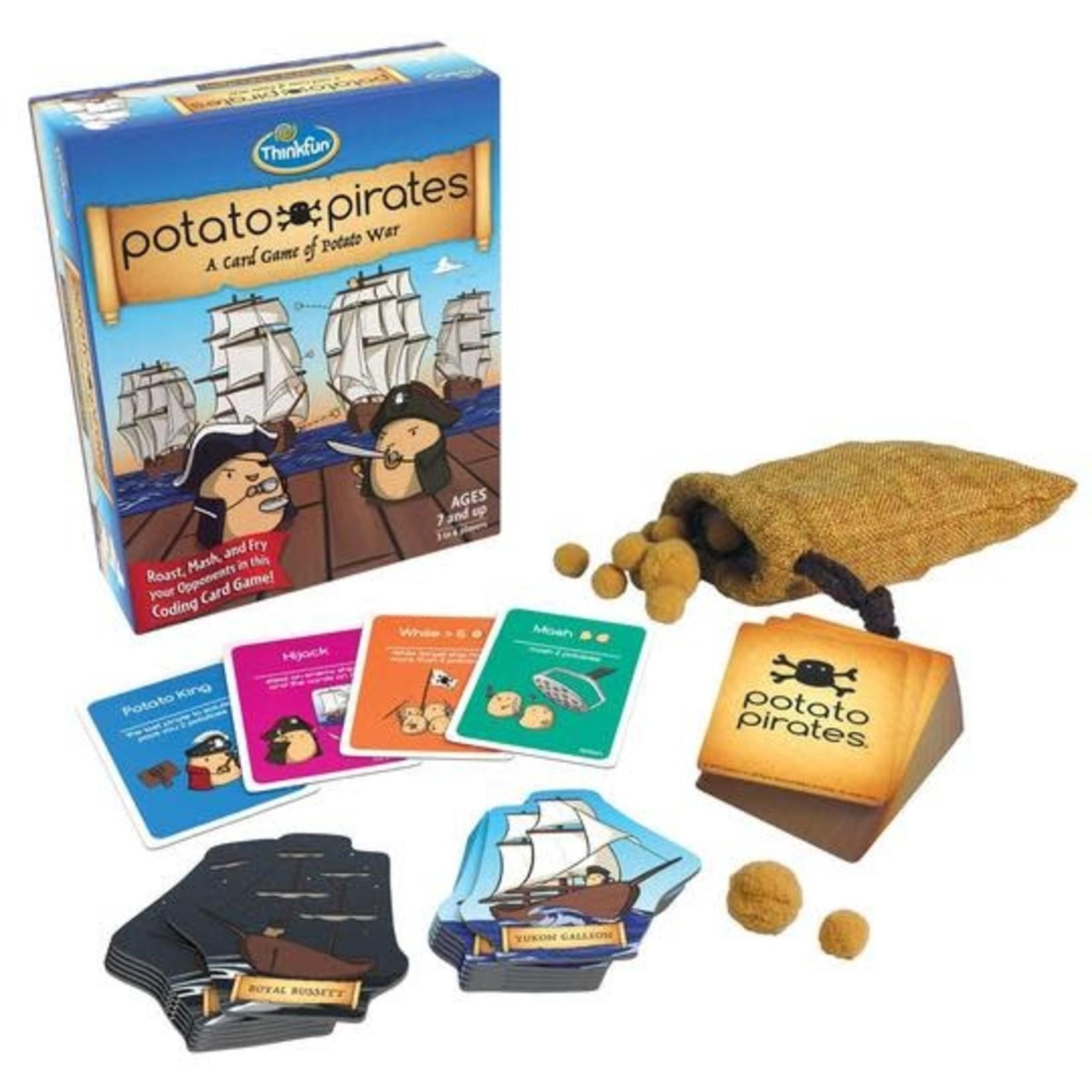 ThinkFun Potato Pirates