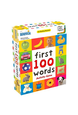 University Games First 100 Words: Activity Game