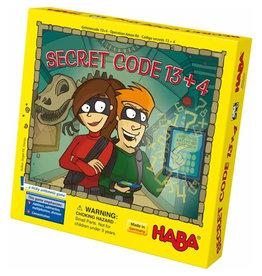 Haba Secret Code 13+4