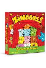 Blue Orange Zimbbos!