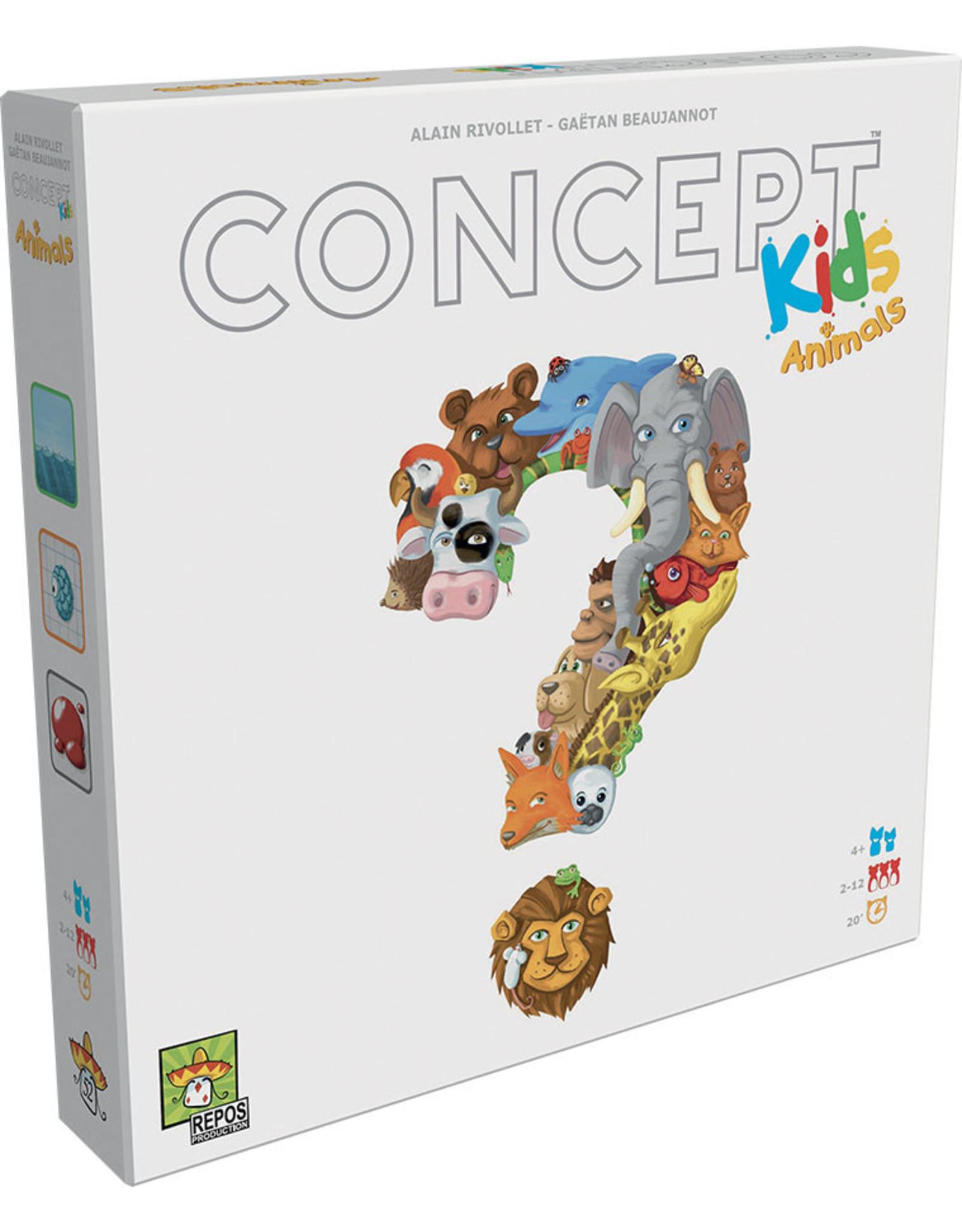 Repos Production Concept: Kids - Animals