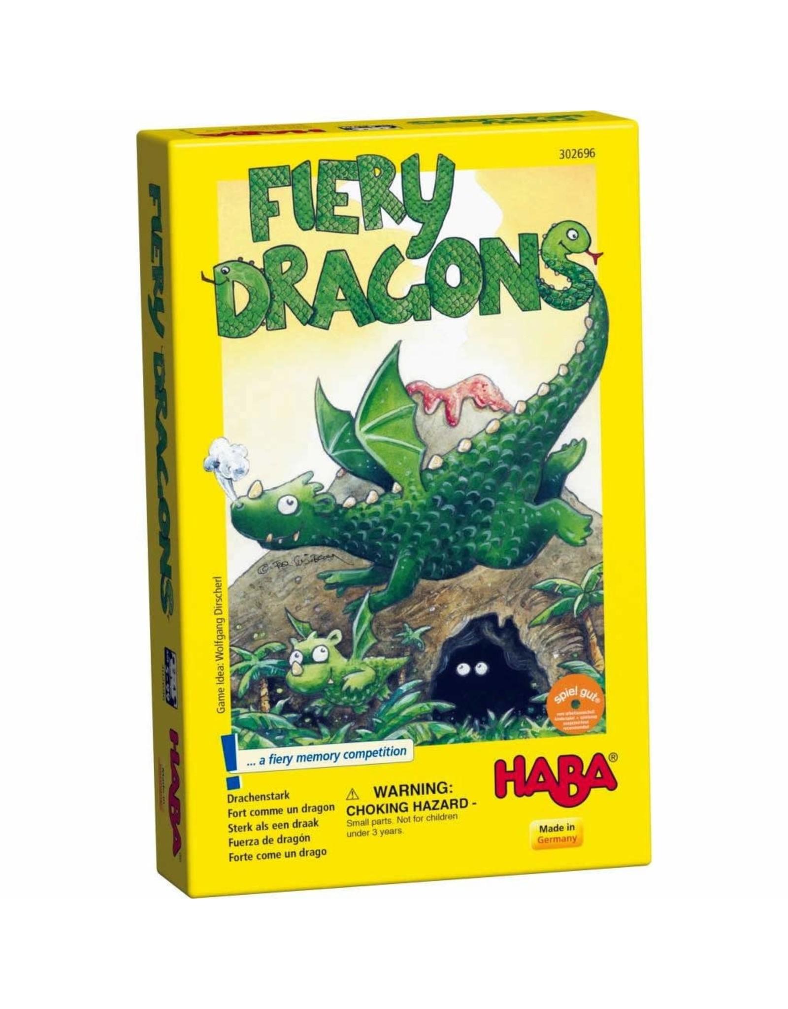 Haba Fiery Dragons