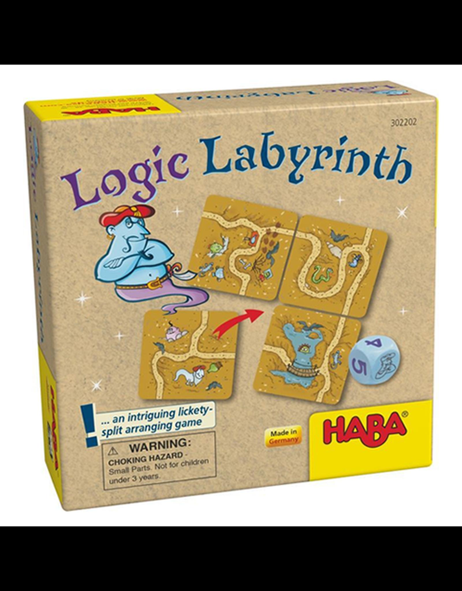 Haba Logic Labyrinth