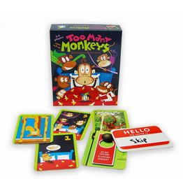 Gamewright Too Many Monkeys