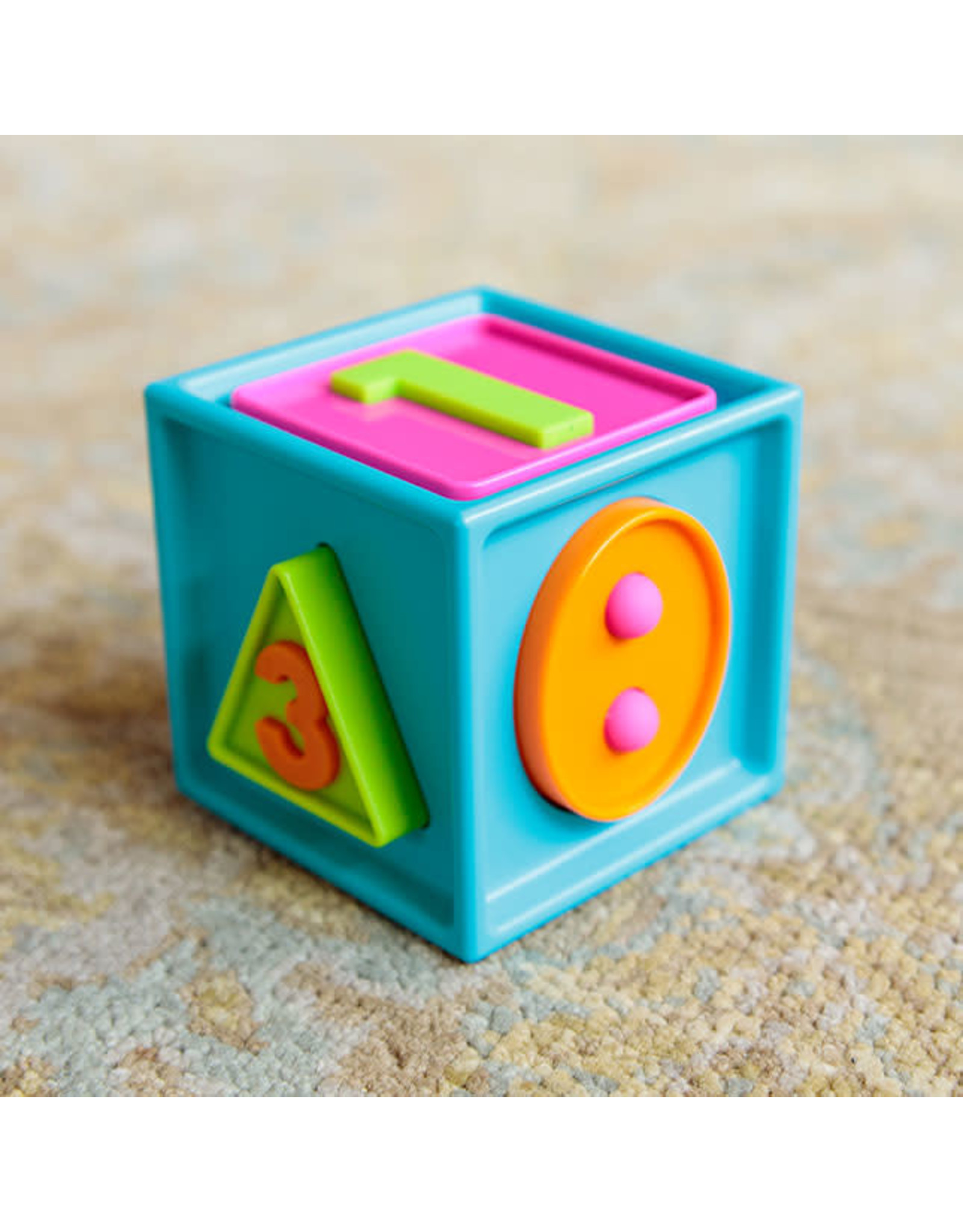 Fat Brain Games Smarty Cube 1-2-3