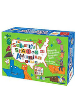 Gamewright The Scrambled States of America: Deluxe