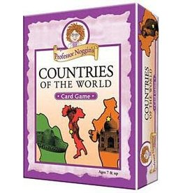 Professor Noggin Professor Noggin's Countries of the World