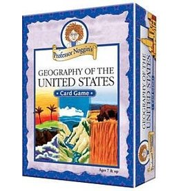 Professor Noggin Professor Noggin's Geography of US