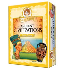 Professor Noggin Professor Noggin's Ancient Civilizations