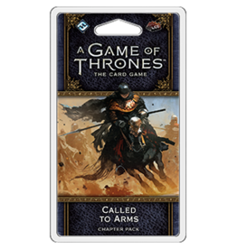Fantasy Flight Games GoT LCG Called to Arms