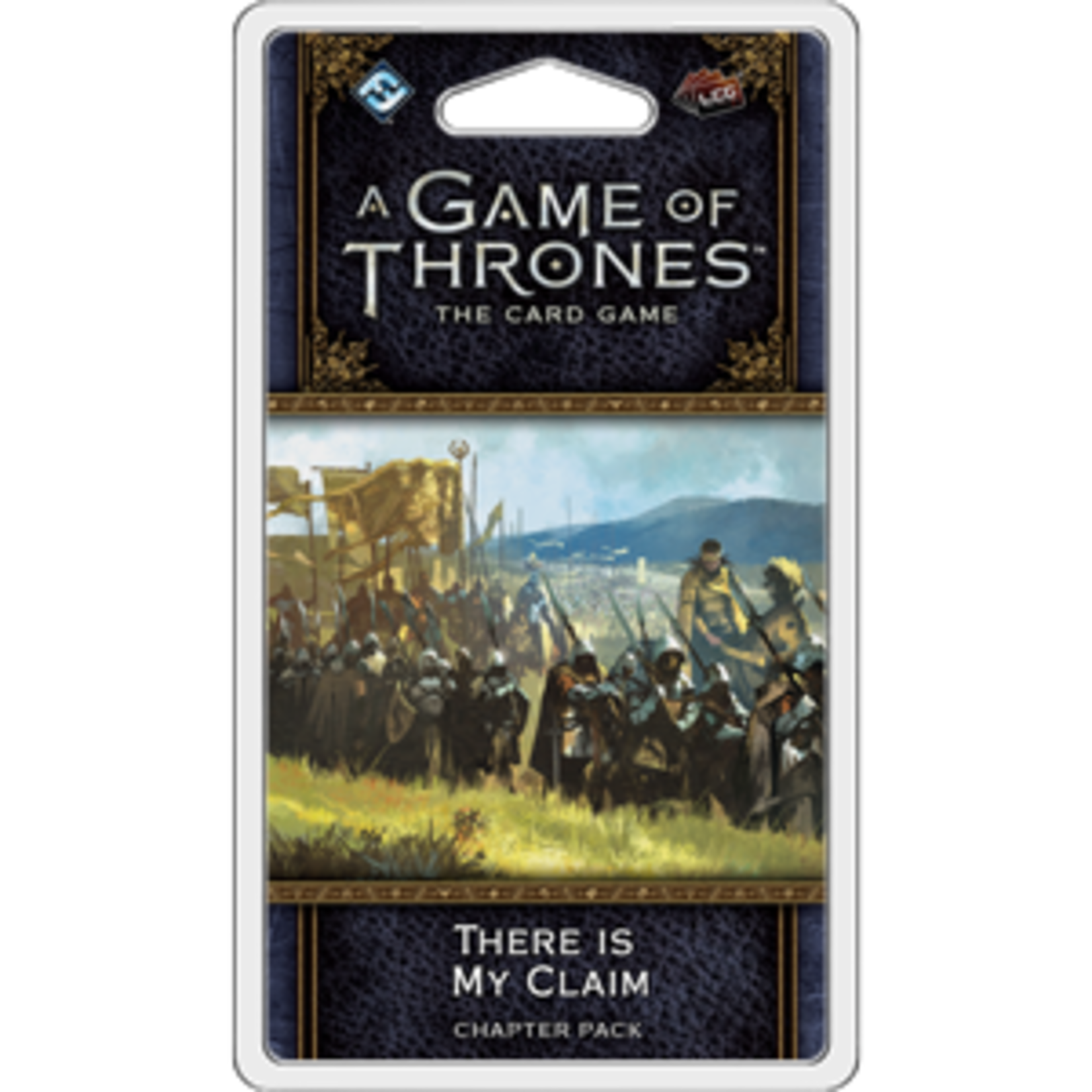 Fantasy Flight Games Games of Thrones LCG: There Is My Claim (Expansion)