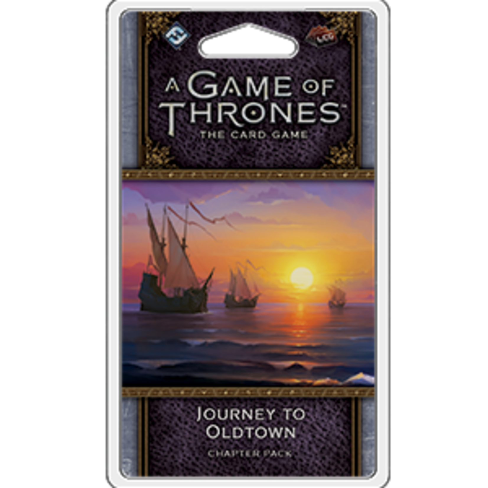 Fantasy Flight Games Game of Thrones LCG: Journey to Oldtown (Expansion)