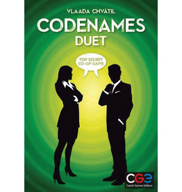 Czech Games Edition Codenames: Duet