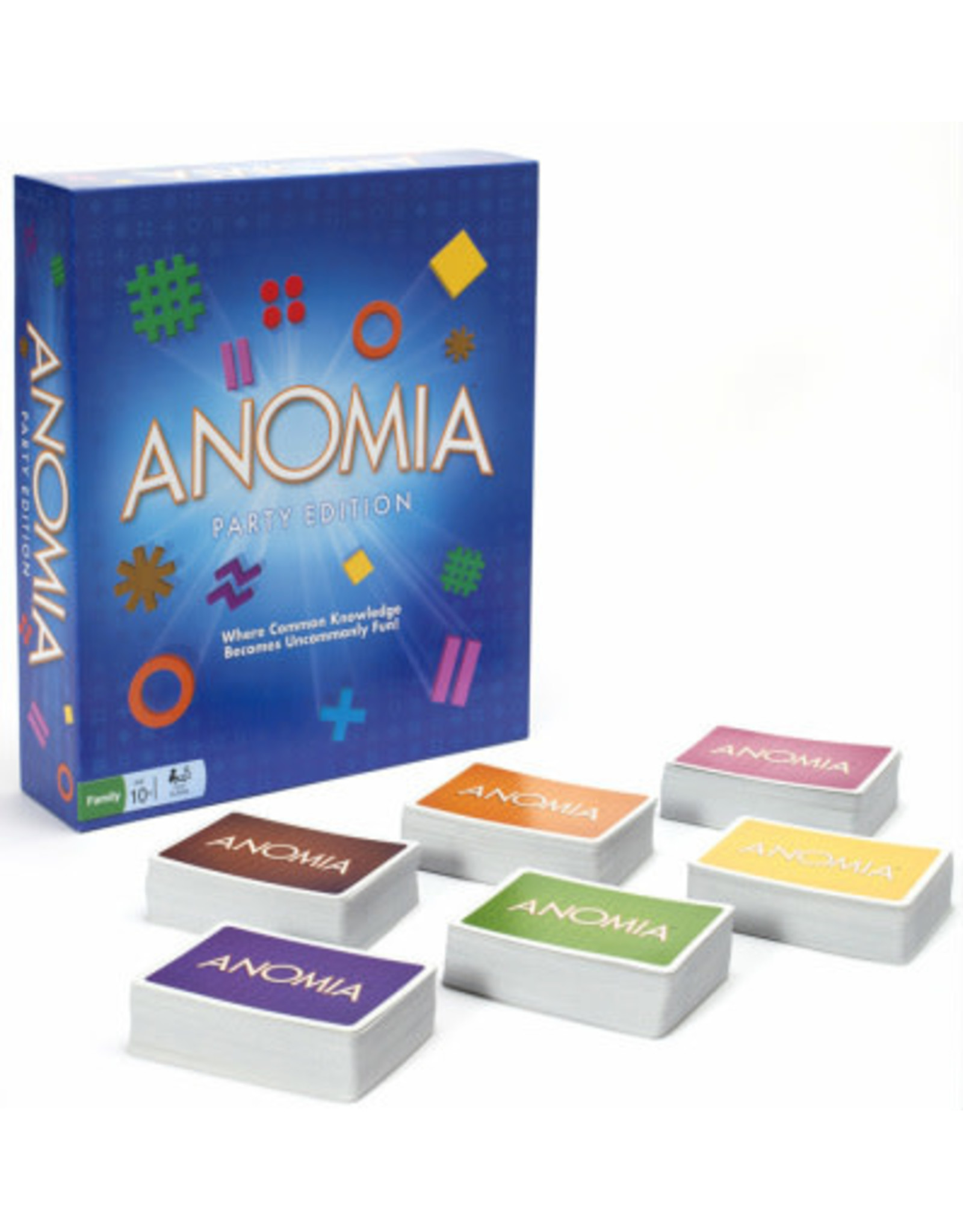Anomia Press Anomia - Party Box