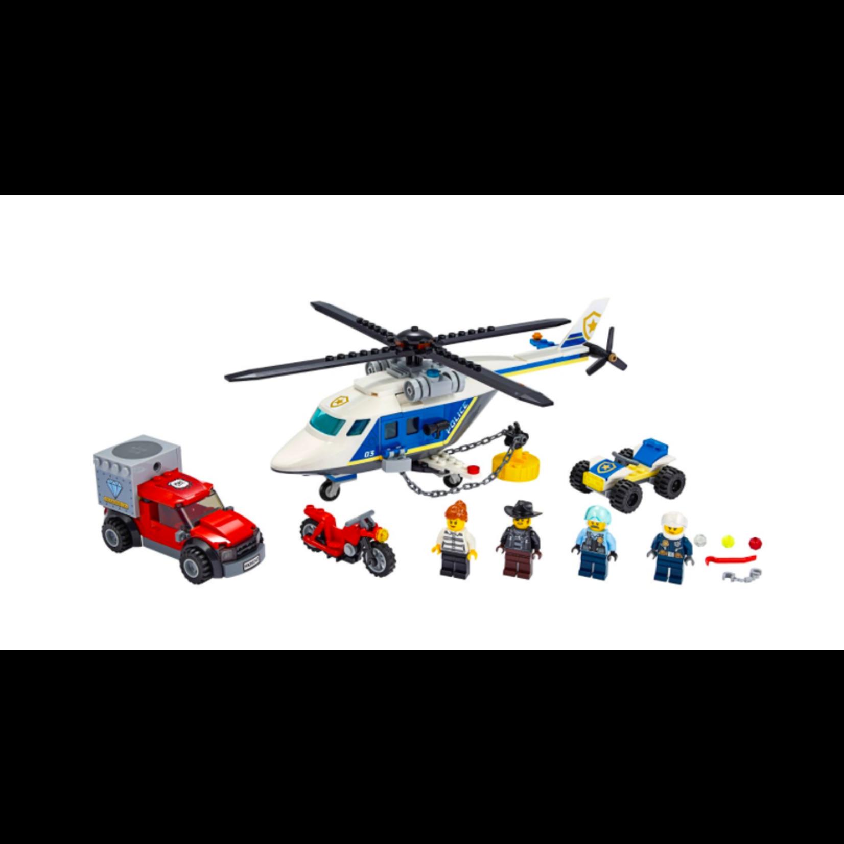LEGO LEGO City: Police Helicopter Chase
