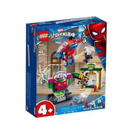 LEGO LEGO Marvel: The Menace of Mysterio