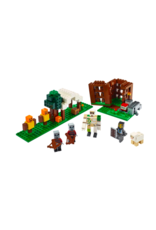 LEGO LEGO Minecraft: The Pillager Outpost