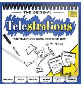 The Op Games | usaopoly Telestrations