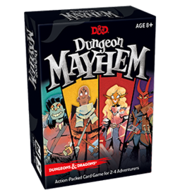 Dungeons & Dragons Dungeon Mayhem