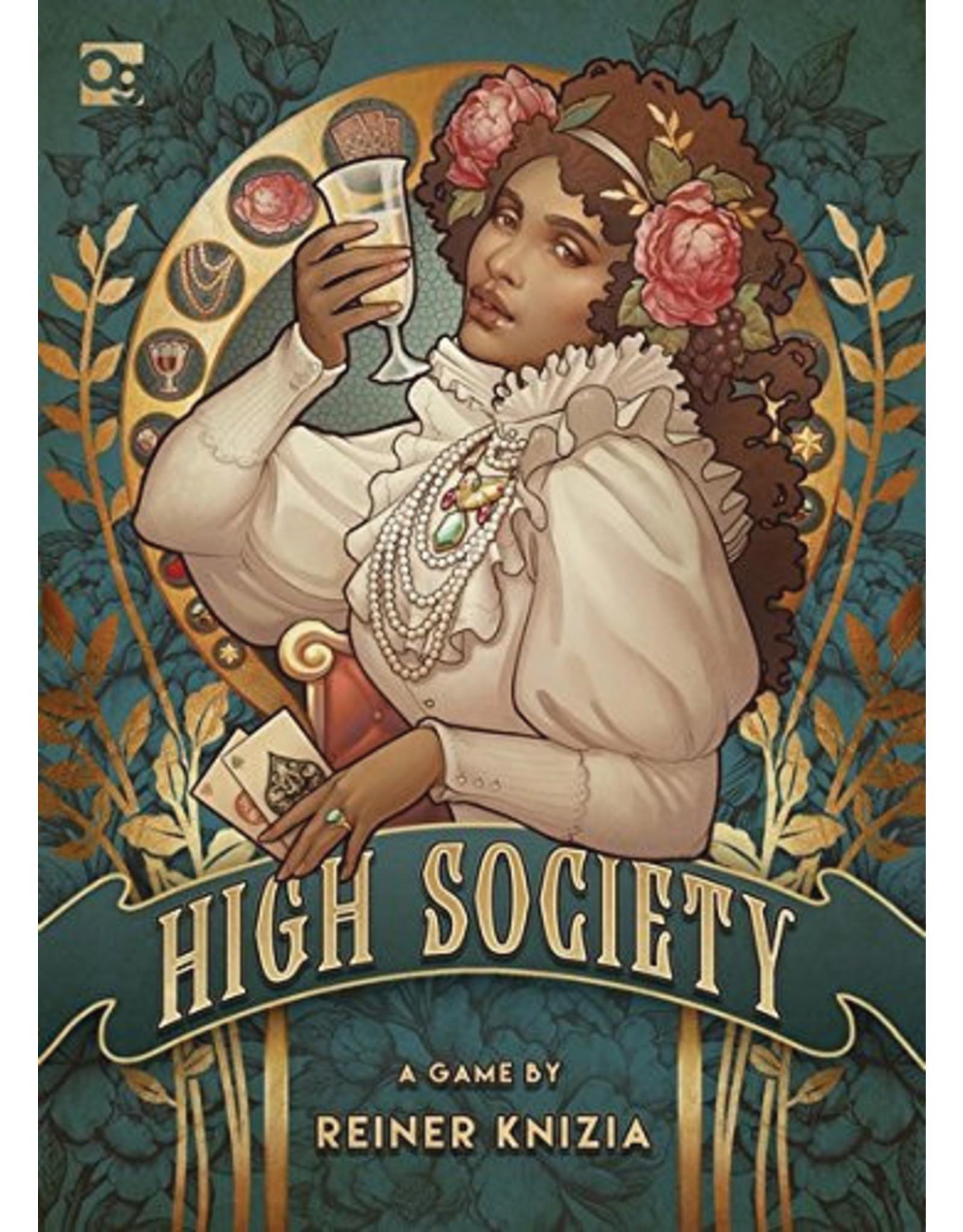 Osprey Publishing High Society