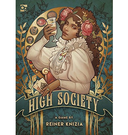 Osprey Publishing High Society
